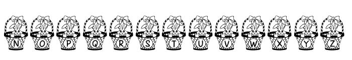 RMBaskbn Font UPPERCASE
