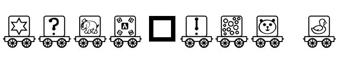 RMBlock Font OTHER CHARS