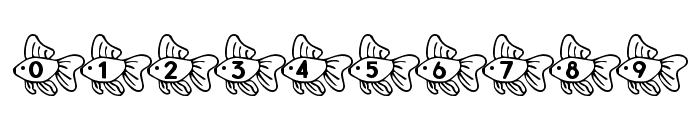 RMFish2 Font OTHER CHARS