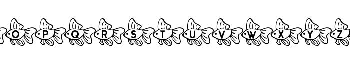 RMFish2 Font UPPERCASE