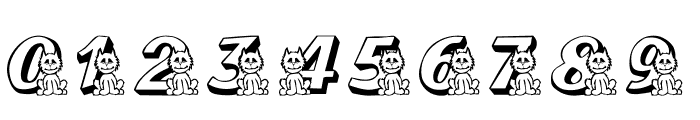 RMKitty Font OTHER CHARS