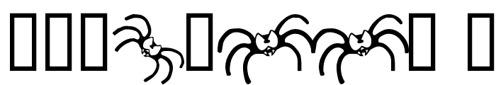 RMSpider2 Font OTHER CHARS