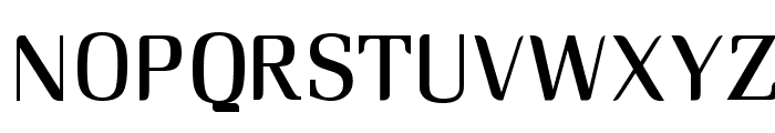 RM_midserif Font UPPERCASE