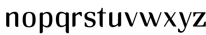 RM_midserif Font LOWERCASE