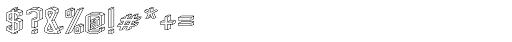 RM Alphabox Font OTHER CHARS