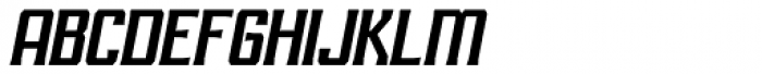RM Imber Italic Font LOWERCASE