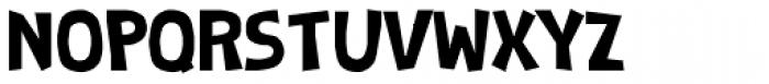 RM Random Font UPPERCASE
