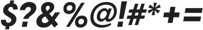 RNS Camelia Bold otf (700) Font OTHER CHARS