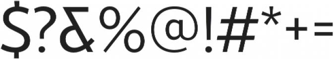 RNS Miles Medium otf (500) Font OTHER CHARS