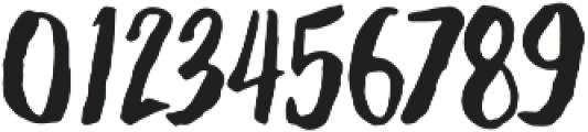 RNS Oladys otf (400) Font OTHER CHARS
