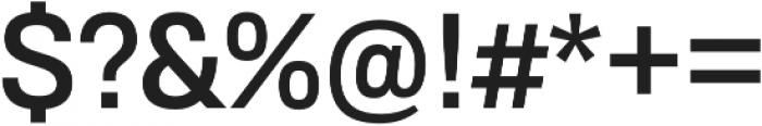 RNS Sisma Bold otf (700) Font OTHER CHARS
