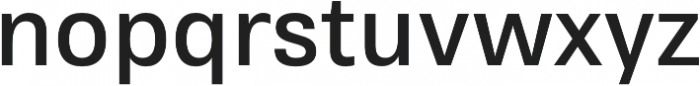 RNS Sisma Bold otf (700) Font LOWERCASE