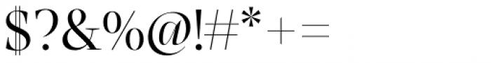 RNS Atlante Regular Font OTHER CHARS