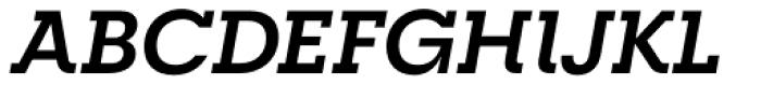 RNS Camelia Bold Italic Font UPPERCASE