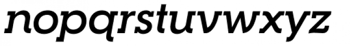 RNS Camelia Bold Italic Font LOWERCASE
