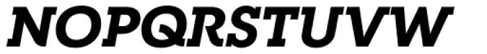 RNS Camelia Extra Bold Italic Font UPPERCASE