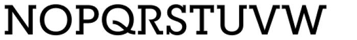 RNS Camelia Medium Font UPPERCASE