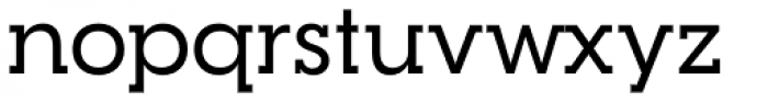 RNS Camelia Medium Font LOWERCASE