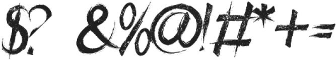 ROCKNROLL MEDIUM otf (500) Font OTHER CHARS