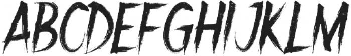 ROCKNROLL SUBTLE otf (400) Font LOWERCASE