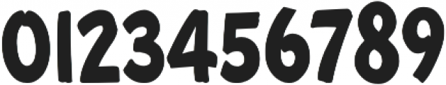 Roadbrush Cnd Regular otf (400) Font OTHER CHARS