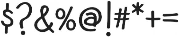 Roadie PB Regular otf (400) Font OTHER CHARS
