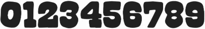 Roadside Regular otf (400) Font OTHER CHARS