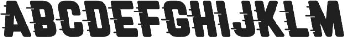 Roadstar Cursive otf (400) Font LOWERCASE