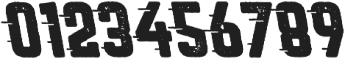 Roadstar Rugged Cursive otf (400) Font OTHER CHARS