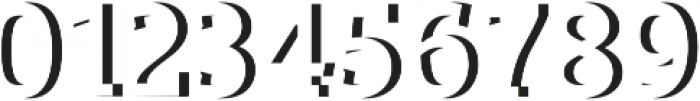 RoadsterEmboss Regular ttf (400) Font OTHER CHARS