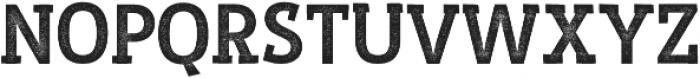 RoadsterTextured Regular ttf (400) Font LOWERCASE