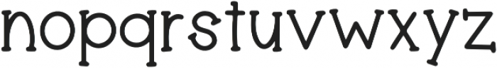 Roarke Serif otf (400) Font LOWERCASE