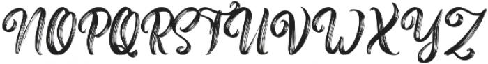 Roasttery otf (400) Font UPPERCASE