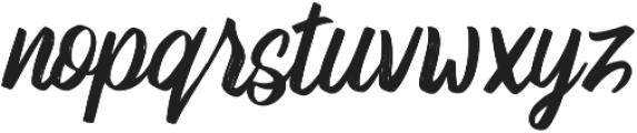 Robert Buso otf (400) Font LOWERCASE