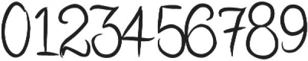 Robinsnest ttf (400) Font OTHER CHARS