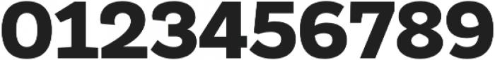 Roble Alt Black otf (900) Font OTHER CHARS