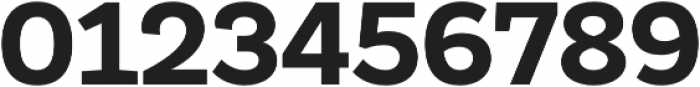 Roble Alt ExtraBold otf (700) Font OTHER CHARS