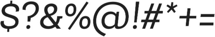 Roble Alt otf (400) Font OTHER CHARS