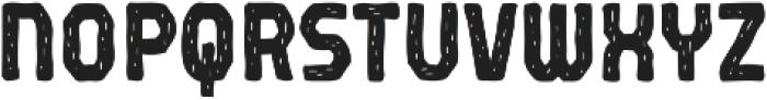 Robolt x Battery Oxide300v ttf (300) Font UPPERCASE