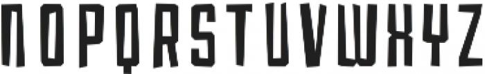 Robolt x Machine Cutting ttf (400) Font UPPERCASE