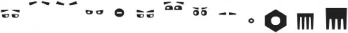 Robots ht Goodies otf (400) Font UPPERCASE