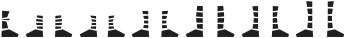 Robots ht Legs otf (400) Font LOWERCASE