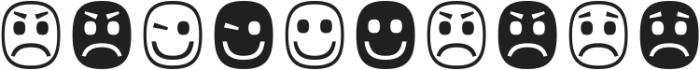 Robots ht Regular otf (400) Font OTHER CHARS