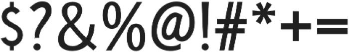 Robusta Sans Regular otf (400) Font OTHER CHARS