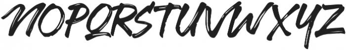Robusta otf (400) Font UPPERCASE