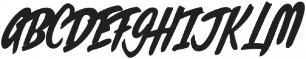 Rochesten otf (400) Font UPPERCASE