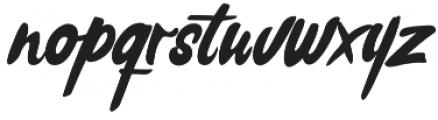 Rochesten otf (400) Font LOWERCASE