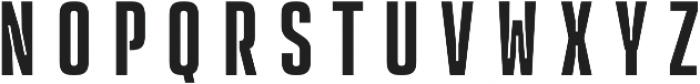 Rocinante Titling Medium otf (500) Font UPPERCASE