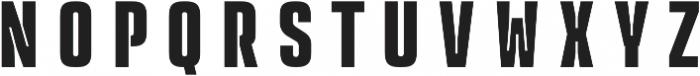 Rocinante Titling otf (700) Font UPPERCASE
