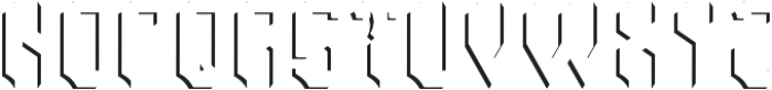 RockNRoll ShadowFX otf (400) Font UPPERCASE